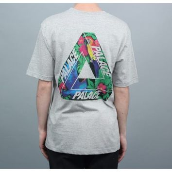 Palace Tri-Wild T-Shirt Grey