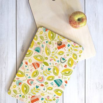 Heather Dutton Penelope Cutting Board Rectangle