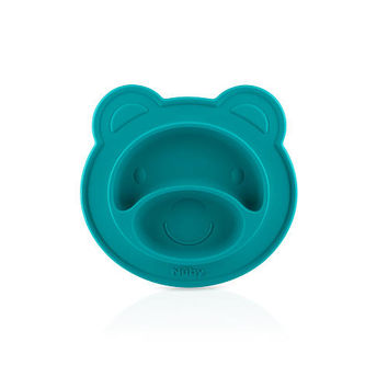 Nuby Sure Grip Miracle Mat Section Plate - Aqua