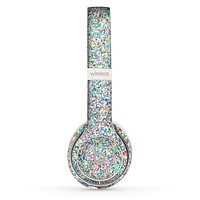 The Colorful Small Sprinkles Skin Set for the Beats by Dre Solo 2 Wireless Headphones