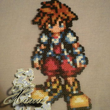 Sora Bead Sprite - Kingdom Hearts