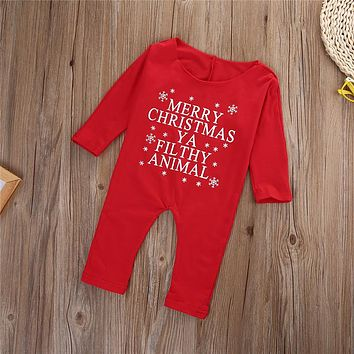 Baby Sleepers infant Romper Newborn Sleepers Round Collar Cute Unisex Baby Pyjama Unisex Baby Clothes Rompers