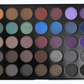 Dark Smoky Palette - 35D - NEW Gift
