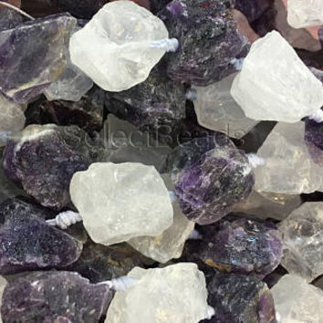nugget beads wholesale - raw gemstones wholesale -15inch