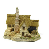 Devon Creamery West Country Collection David Winter Cottages 1986 Tudor Style Home Sculpture