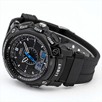Digital LCD Wrist Watch Military UK