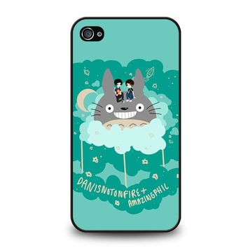 DAN AND PHIL TOTORO iPhone 4 / 4S Case Cover