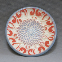 Mum with Swirls... Mini Dish... In Stock