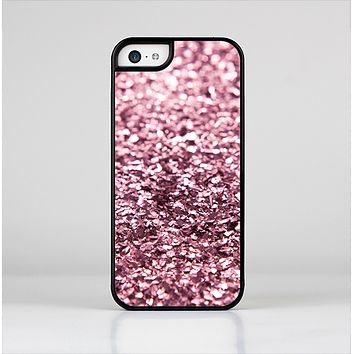The Subtle Pink Glimmer Skin-Sert for the Apple iPhone 5c Skin-Sert Case
