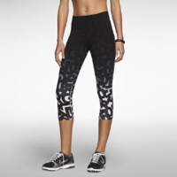 Nike Legend 2.0 Tight Fit Women's Training Capris - Black