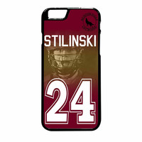 Teen Wolf Stilinski Lacrosse Jersey Case iPhone 6 Plus Case