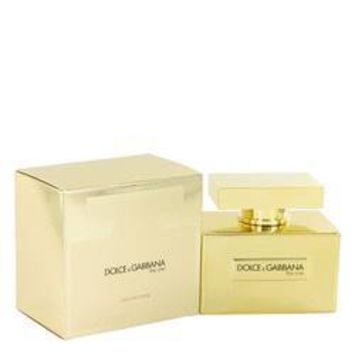The One Eau De Parfum Spray (Gold Limited Edition) By Dolce & Gabbana