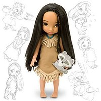 Disney Animators' Collection Pocahontas Doll - 16'' | Disney Store