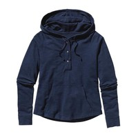 Patagonia Women's Necessity Terry Hooded Pullover