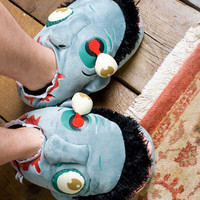 Zombie Slippers at Firebox.com