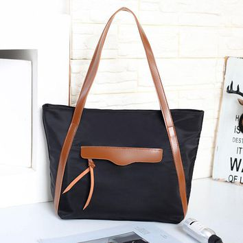 Bagkeep Autumn Large capacity Fashion Tote Bags Solid Canvas Handbags Purses Ladies Girls Hasp Cool Sling Shoulder Crossbody Bag
