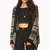 Must-Have Zigzag Cardigan