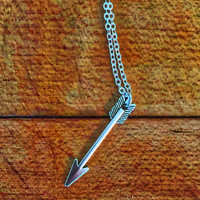 Totm Jewelry Tiny Arrow Necklace - necklaces for women - cool necklaces jewelry