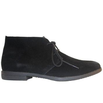 VONES2C Chelsea Crew Junior - Black Suede Desert Boot