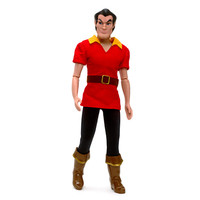 Disney Beauty And The Beast Gaston Doll | Disney Store