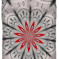 Our Tune Abstract Duvet Cover for Sale by Tracey Harrington-Simpson