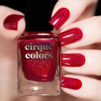 Cirque Colors Madder (Holiday 2015 LE Collection)