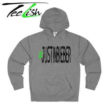 Justin bieber hoodie for men and women - rare limited edition jb hooded top s-5XL