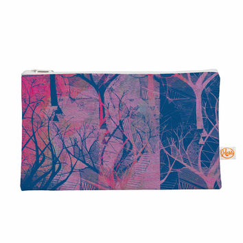 "Marianna Tankelevich ""Fantasy Garden"" Pink Blue Everything Bag"