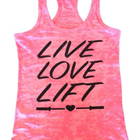 Live Love Lift -See Tank Color Options