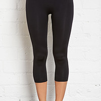 High-Waisted Yoga Capris