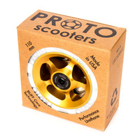 Proto Sliders 110Mm White/Gold