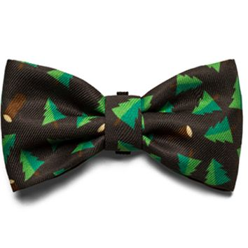 Woods | Dog Bow Tie