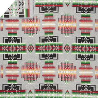 Pendleton ® Blankets, Chief Joseph Pendleton ® Indian Blanket, Charcoal Grey