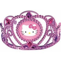 Hello Kitty Balloon Dreams Tiara Elctroplted - Each by KidsPartyWorld.com