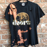 The Doors //tank// grunge// cut off // band shirt // concert shirt // rock // rock shirt