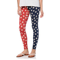 See You Monday American Stars Leggings