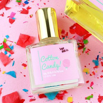 Cotton Candy Roll On Perfume