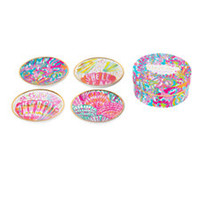 Ceramic Coaster Set - Lilly Pulitzer