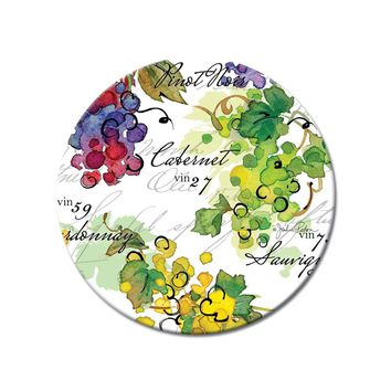 Vin 27 13 Inch Glass Lazy Susan