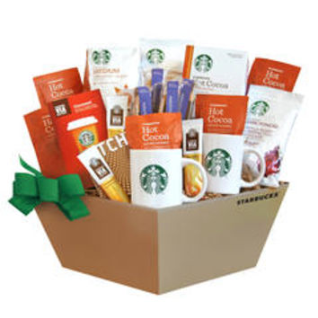 Starbucks Coffee Cocoa & Chocolate to Share - Kmart