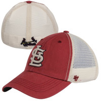 47 Brand St. Louis Cardinals Caprock Canyon Flex Hat - Natural