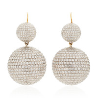 Sphere Earrings | Moda Operandi