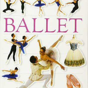 Ballet ULTIMATE STICKER BOOKS STK