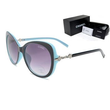 Chanel Women Fashion Sunglasses Popular Summer Style Sun Shades Eyeglasses Glasses Sun
