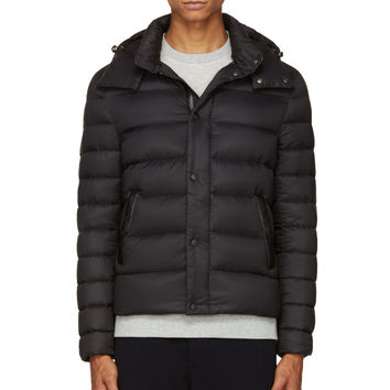 Mackage Black Light Winter Down Doby Jacket