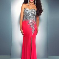 Cassandra Stone 85152A at Prom Dress Shop