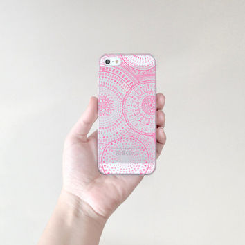 Clear iPhone Case Clear iPhone 5 Case Clear iPhone 4 Case Clear iPhone 5s case Clear iPhone 5C Case Clear Samsung S5 Case Boho iPhone Case