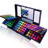 SHANY 180 Color Eyeshadow Palette (180 Color Eyeshadow Palette, United Colors of SHANY, Neon Frenzy, Limited), 6.25 Ounce:Amazon:Beauty