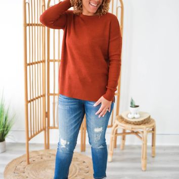 Live & Learn Sweater