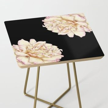 Roses - Lights the Dark Side Table by drawingsbylam